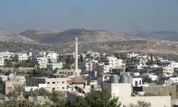 الاحتلال يقرر مصادرة  275 دونما من أراضي بيتونيا