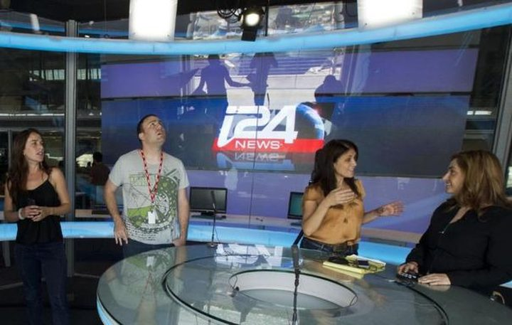 إسرائيل تطلق شبكة إخبارية في الولايات المتحدة