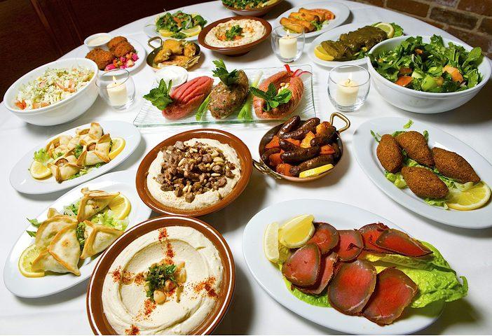 بيروت وجهة الطعام في العالم