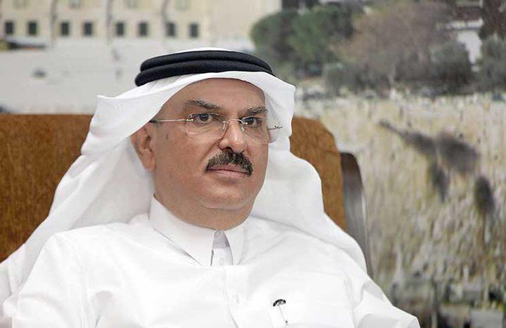 سفير قطر: ملف أسرى الاحتلال معقد و100 مليون دولار لغزة