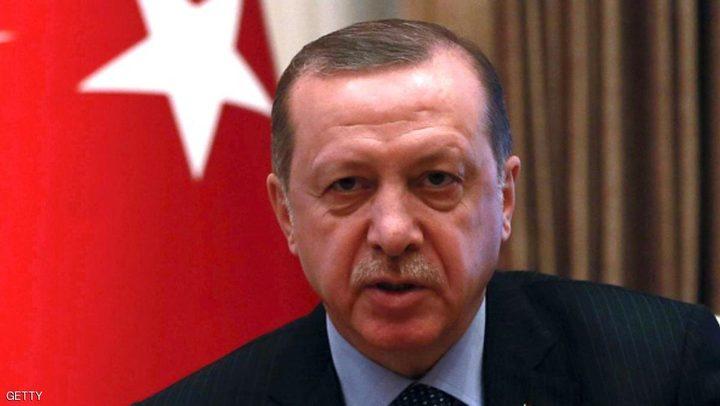أردوغان: قواتنا دخلت إلى وسط الباب