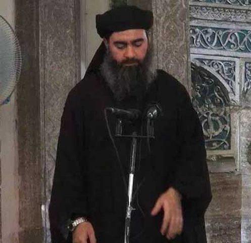 أنباء عن إصابة أبو بكر البغدادي بجروح بالغة