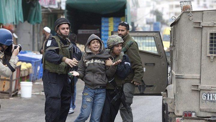 300 طفل في سجون الإحتلال بينهم 13 فتاة