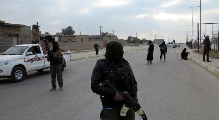 """تقرير: داعش أحرق 15 مدنيا بتهمة ترك """"أرض الخلافة"""""""