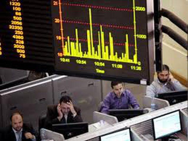 ارتفاع على مؤشر بورصة فلسطين بنسبة 0.20%