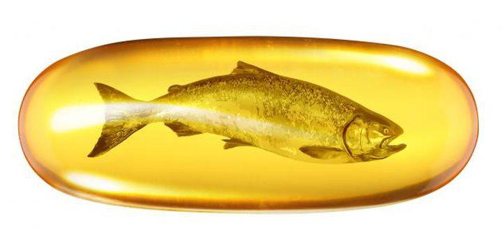 حبوب زيت السمك تعزز المناعة وتكافح الربو