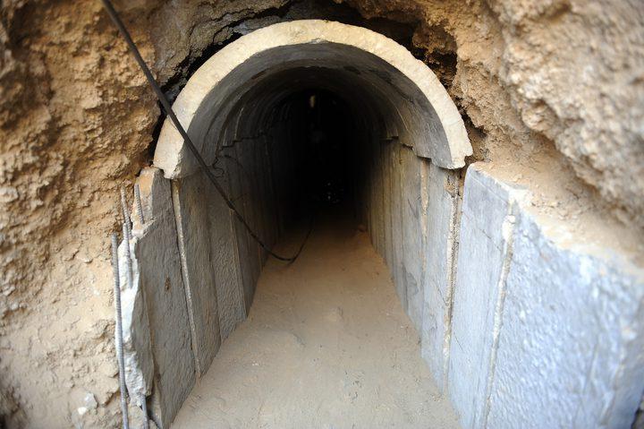وفاة شاب غرقا بنفق في غزة