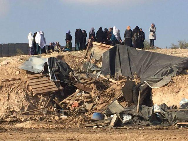 قرى النقب رهن الاقتلاع والتدمير