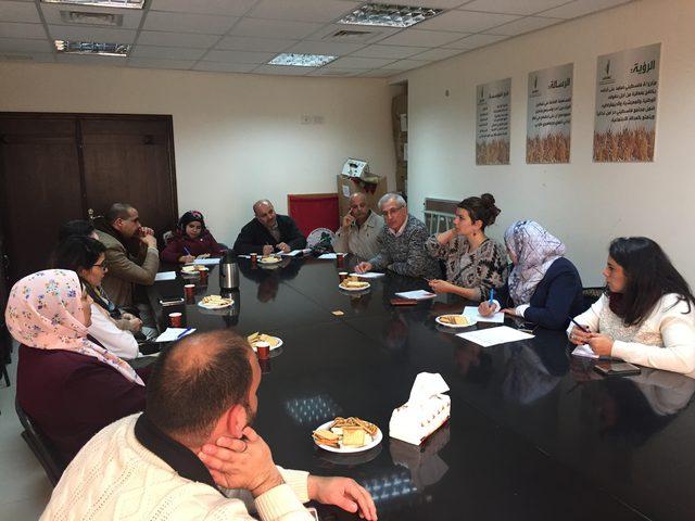 """انعقاد ورشة """"العدالة المناخية والحركات الاجتماعية"""" في رام الله"""