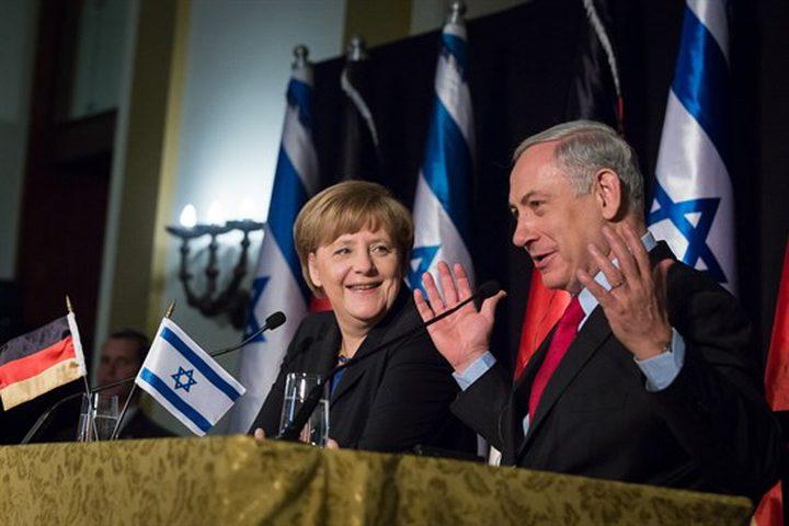 """""""قانون السلب"""" يطيح بالقمة الالمانية- الإسرائيلية"""