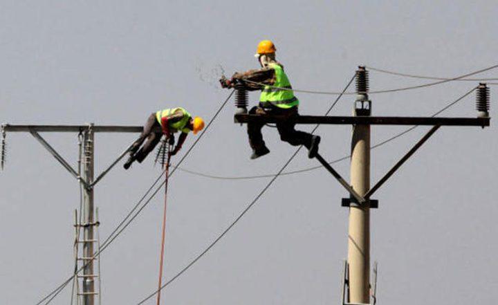 تخفيض اسرائيل القدرة الكهربائية يؤدي لقطع التيار  عن رام الله
