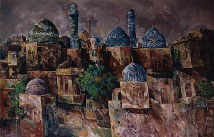 رحيل الفنان التشكيلي العراقي راكان دبدوب