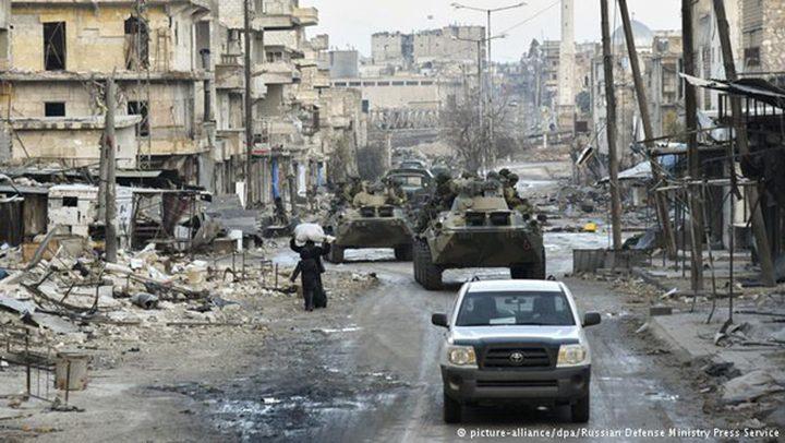 تقرير أمني: لا نهاية منظورة للحرب السورية