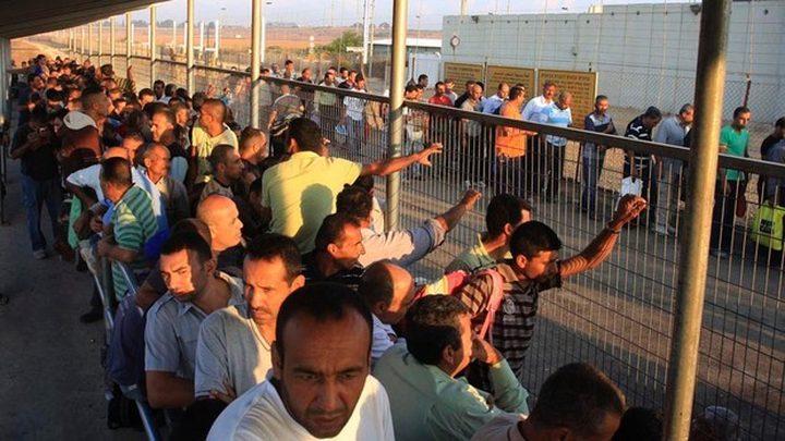 عقوبات الاحتلال تطال عمال حوسان