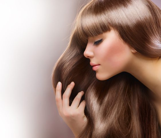 شعر المرأة .. تاجها