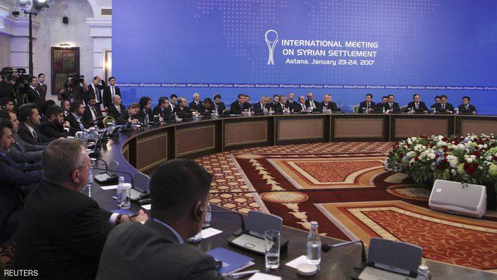 المعارضة السورية تريد التفاوض على الانتقال السياسي بجنيف