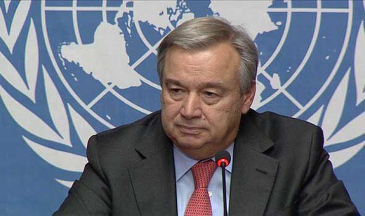 الأمم المتحدة تصرّ على حل الدولتين