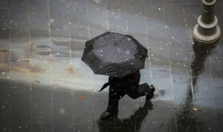 جو شديد البرودة وأمطار غزيرة (اخر تحديث)