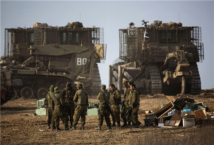 معدات أمريكية لتدمير أنفاق غزة