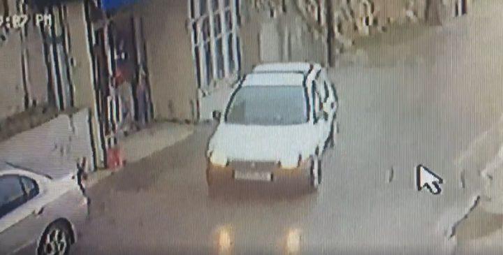 """فيديو لعملية سرقة مدفأة بكل """"برودة أعصاب"""" في نابلس"""