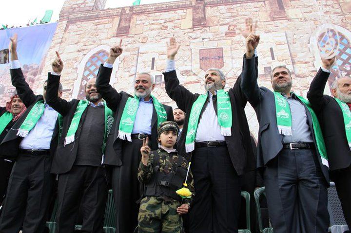 حماس: أمريكا منحازة للاحتلال