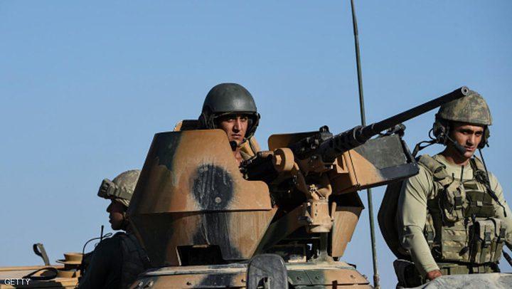 الجيش التركي يعلن انتهاء معركة الباب بسوريا