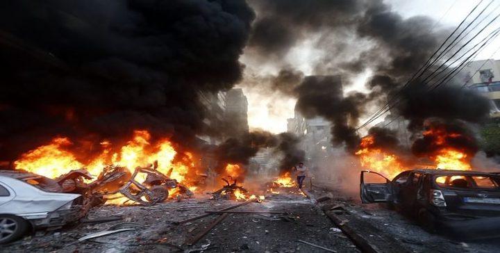 بغداد.. عشرات القتلى بتفجير مفخخة