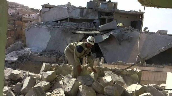 """سوريا... قصف على """"الباب"""" يوقع  24 مدنياً"""
