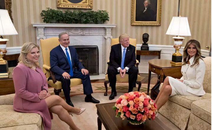 """""""غيرة نسوان"""" في البيت الأبيض!"""