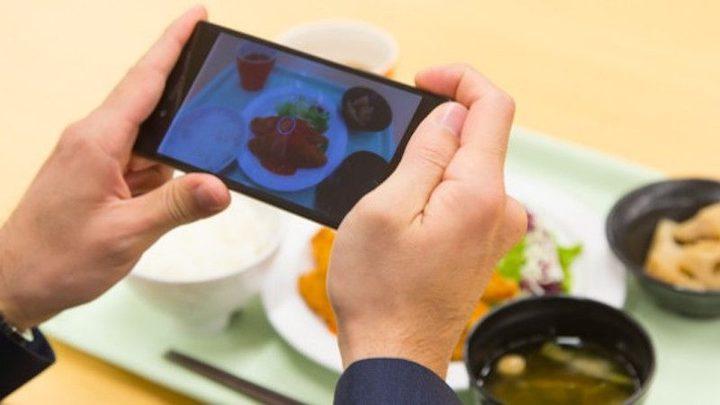 تطبيق يقدّر عدد السعرات الحرارية في الأغذية