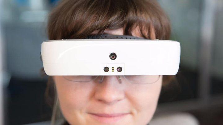 تقنية ثورية تساعد المكفوفين على الرؤية