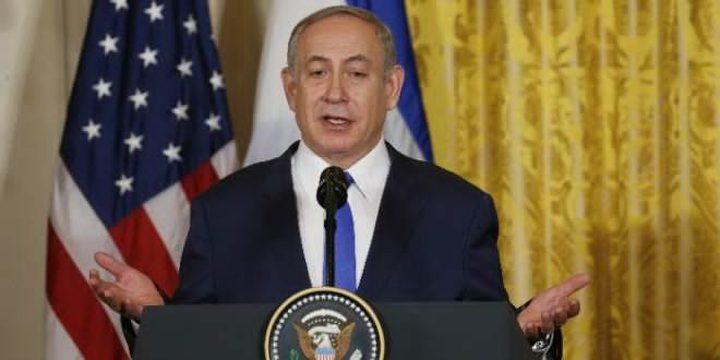 """نتنياهو: السيطرة الأمنية على نهر الأردن شرط """"للسلام"""""""