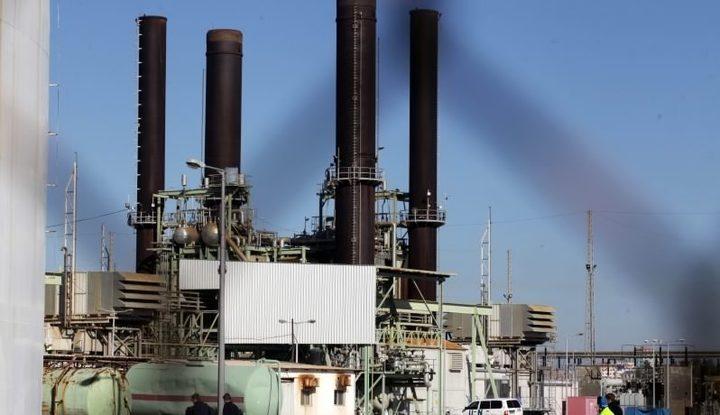ادخال سولار لكهرباء غزة