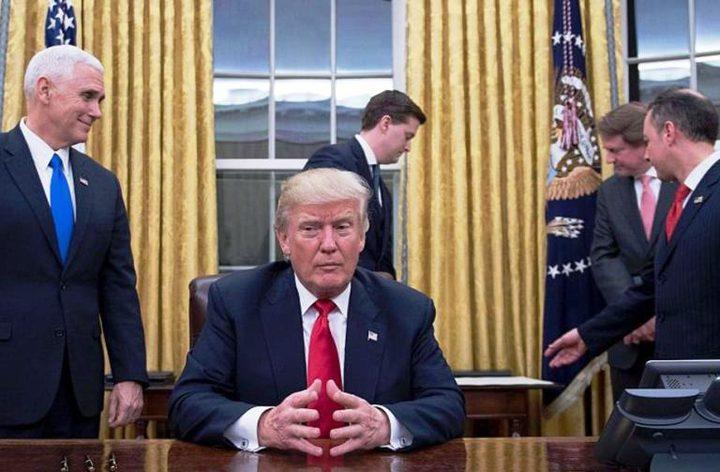 أعوان ترامب حاولوا إفشال قرار الاستيطان
