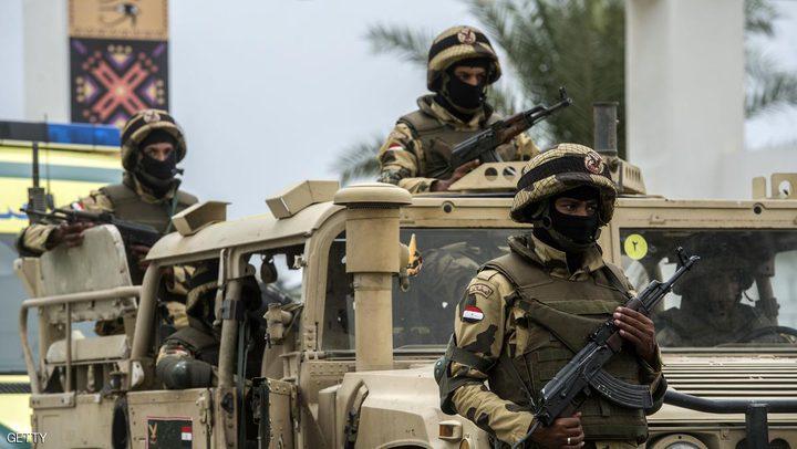 """تصفية قيادي بـ""""بيت المقدس"""" بعملية نوعية للجيش المصري"""