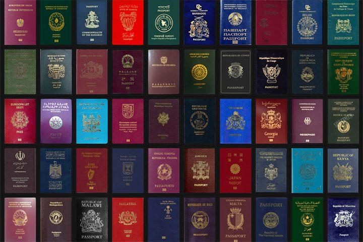جوازات سفر مقابل المال