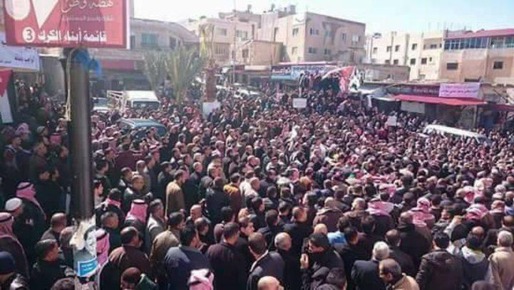 الأردن: مطالبات بإسقاط حكومة الملقي (فيديو)
