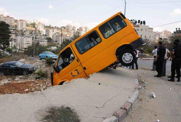 مصرع شخصين وإصابة 182 بحوادث سير الاسبوع الماضي