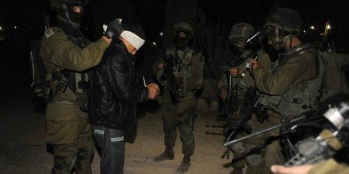 الاحتلال يعتقل شابا اجتاز الحدود من غزة