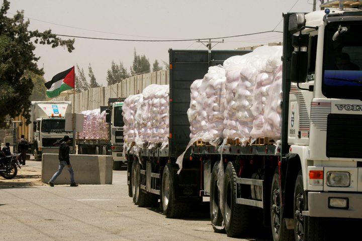 اسرائيل توقف تصاريح 200 شركة في غزة
