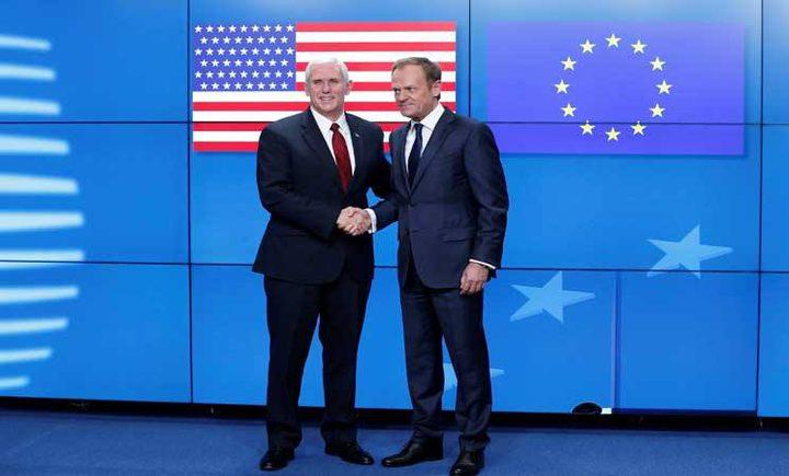 الولايات المتحدة ستعزز تعاونها مع أوروبا