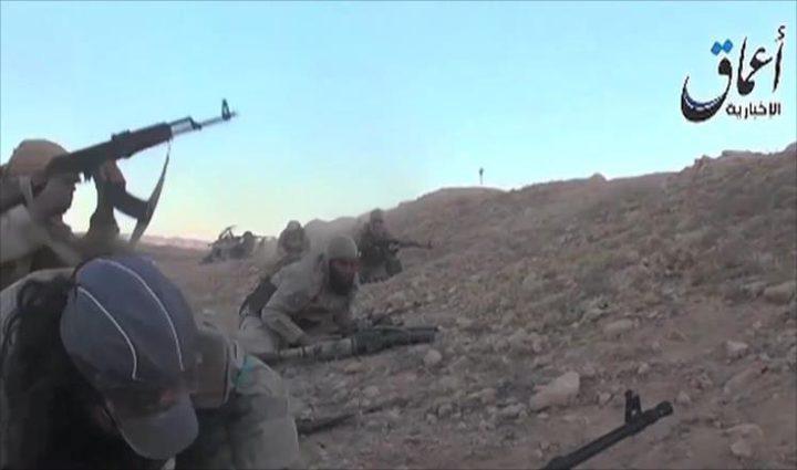 الجيش السوري يعلن السيطرة على مواقع بريف حمص