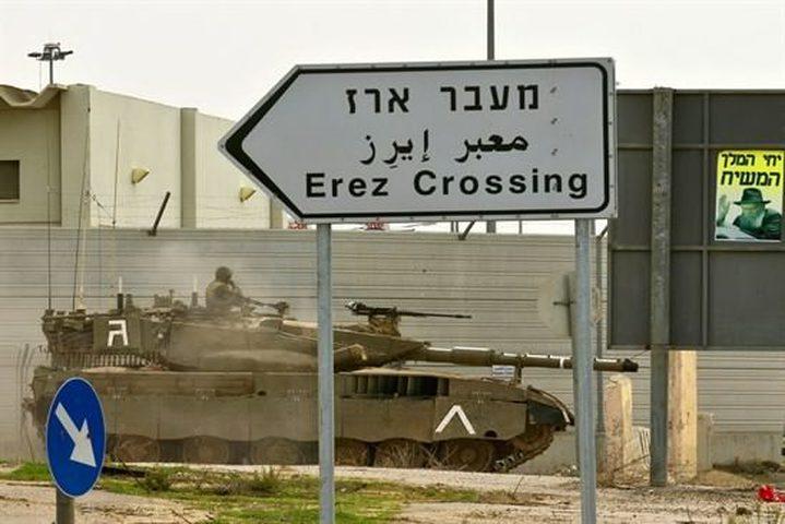 الإحتلال يمنع برلمانيين غربيين من دخول غزة