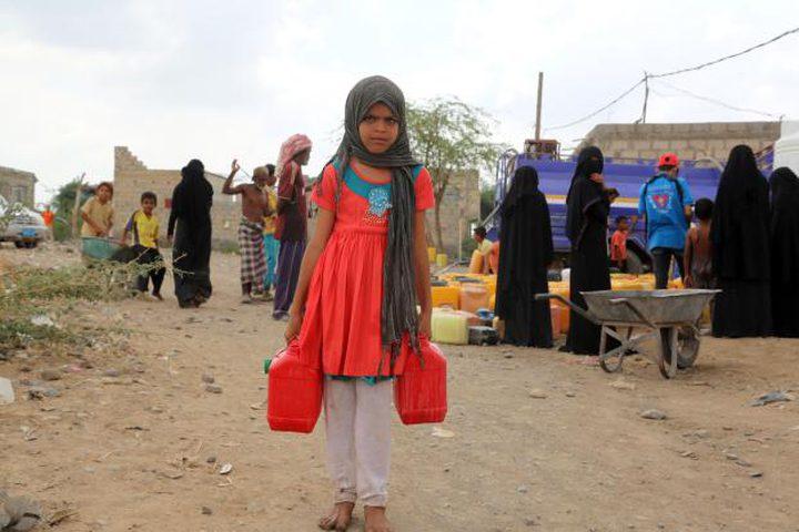 شبح المجاعة يهدد ملايين اليمنيين