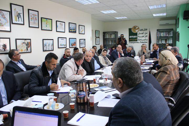 """مؤتمرون: """"اتفاقية المياه"""" تمس حقوق المواطن"""
