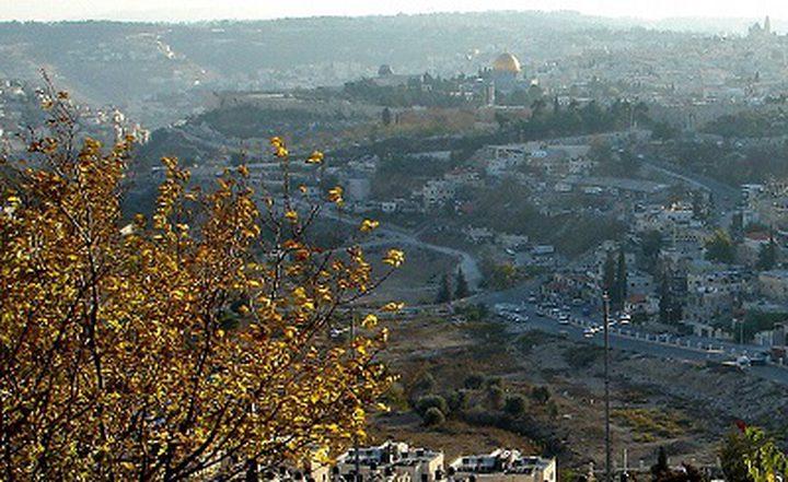 مشروع تهويدي جديد في القدس