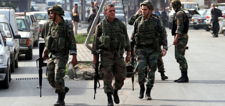 مقتل 30 ضابطا سوريا في حمص