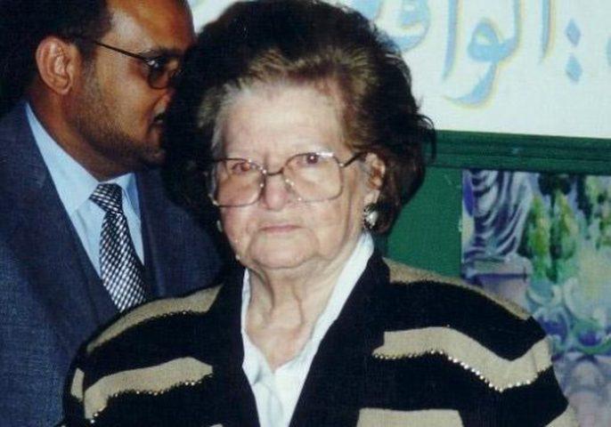 سميرة ابو غزالة (1928-2017)