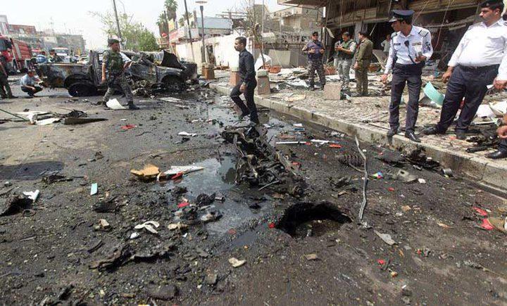 اربعة قتلى جراء تفجير عبوتين ناسفتين في بغداد