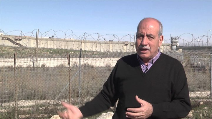 التفكجي: الرهان على الفلسطينيين والمطلوب استراتيجية وطنية